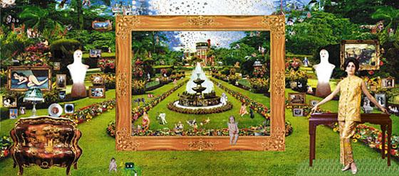Factum Arte :: Perfumes & Bazaar, The Garden of Allah