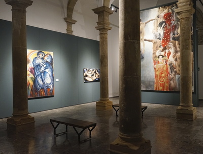 Return of the Lost Paintings at Palazzo Abatellis
