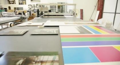 New Flatbed Printer