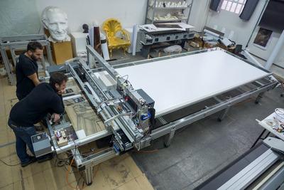 A new flatbed printer
