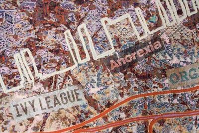 Nuevo tapiz de Grayson Perry se exhibe en Londres
