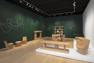 Furniture for Jasper Morrison