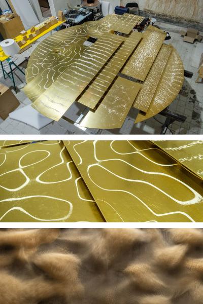 <i>Material Sound</i>: La primera obra creada en Factum Arte, por Factum Arte.