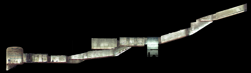 Recording Of The Tomb Of Seti I