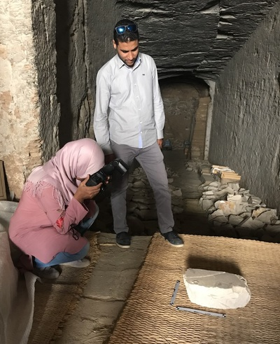 NEW RECORDING IN THE TOMB OF RAMESSES X: 8000 FRAGMENTS FROM THE TOMB OF SETI I