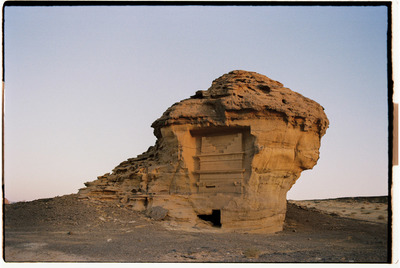 Factum Foundation and RCU: current progress on recording Nabataean heritage in AlUla