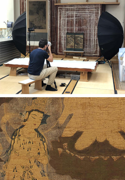 Factum Foundation and Hirayama Studio at the British Museum