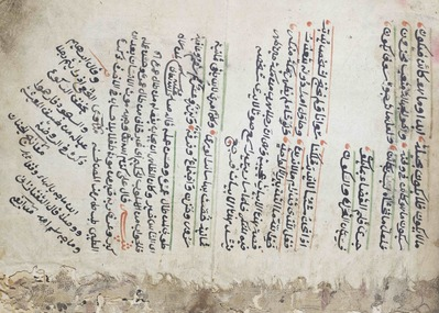 Digitising a collection of oriental manuscripts in Makhachkala, Dagestan