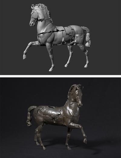 Canova's Equestrian Statue