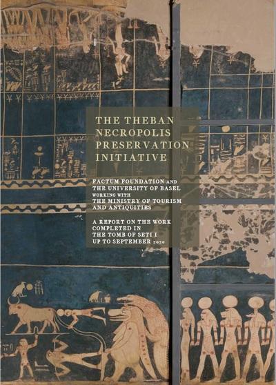 The Theban Necropolis Preservation Initiative 2020 report