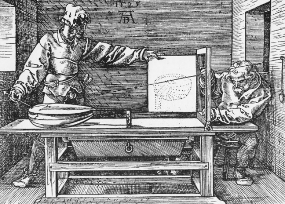 Dürer to digital mediation