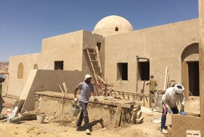 Stoppelaëre House nominated for ICCROM-Sharjah Award 2019