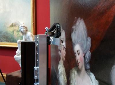 Recording The Ladies Waldegrave