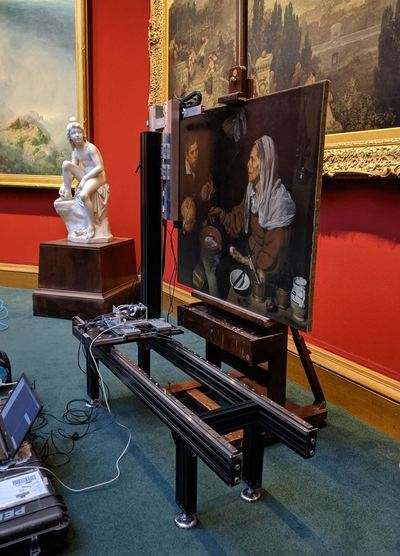New recording at the National Galleries of Scotland
