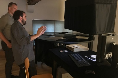 Analysis and Recording of Cultural Heritage in Venice