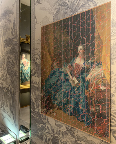 <i>Madame de Pompadour in the Frame</i>: An exhibition at Waddesdon Manor