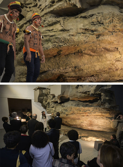 The Xingu Sacred Cave of Kamukuwaká <br> An emergency forum on indigenous cultural heritage in the Brazilian Amazon