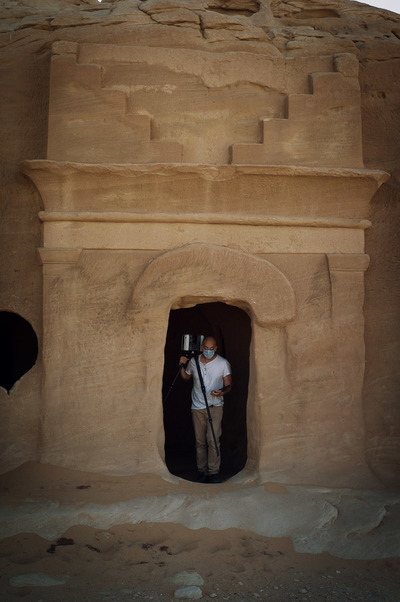Royal Commission for AlUla and Factum Foundation to partner up on the recording of the largest archaeological site in Saudi Arabia