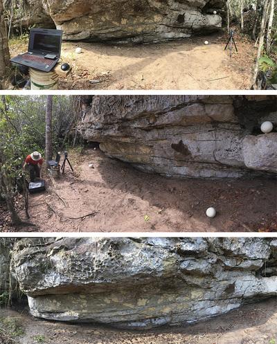Kamukuwaká: <br>vandalised indigenous rock art site