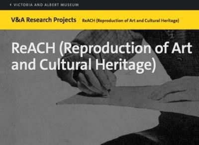 Adam Lowe's Talk at UNESCO's ReACH Conference
