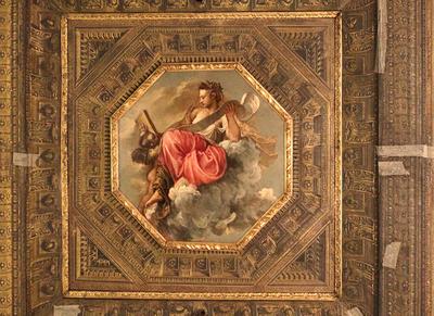 Recording in Venice: Titian's <i>La Sapienza</i>